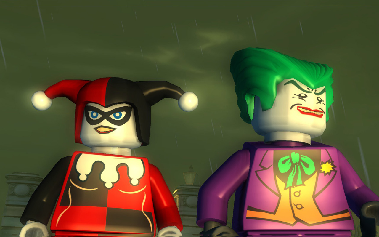 Free Lego Batman: The Videogame Wallpaper in 1280x800