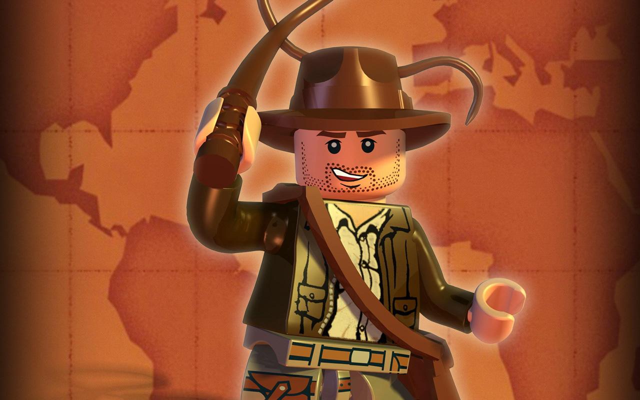 Free Lego Indiana Jones: The Original Adventures Wallpaper in 1280x800