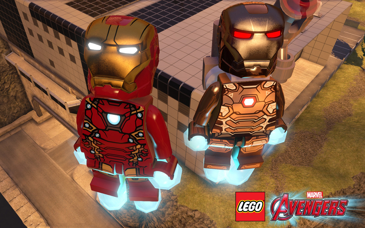 Free Lego Marvel's Avengers Wallpaper in 1280x800