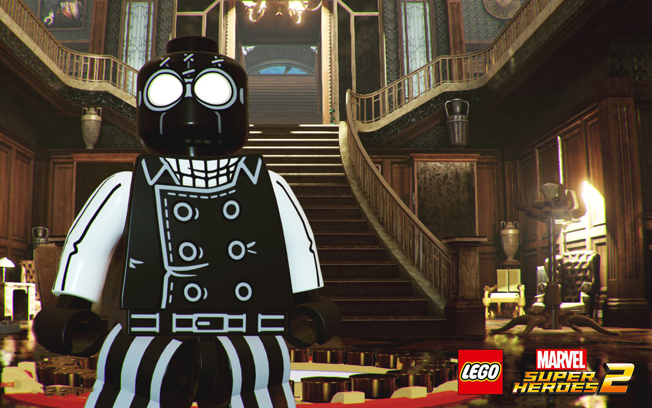 Free Lego Marvel Super Heroes 2 Wallpaper in 1280x800