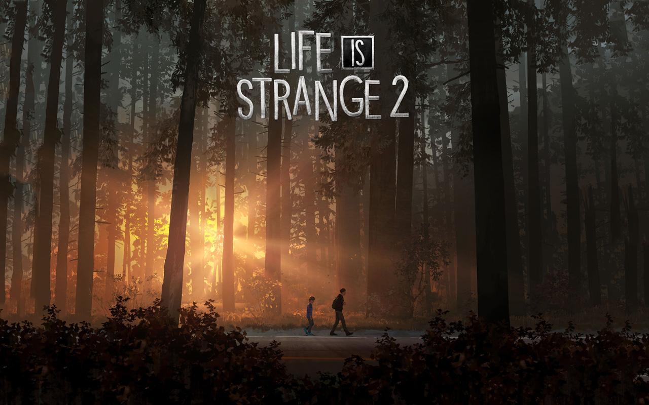Free Life is Strange 2 Wallpaper in 1280x800