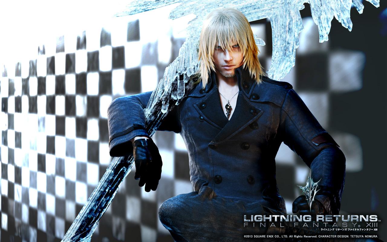 Free Lightning Returns: Final Fantasy XIII Wallpaper in 1280x800