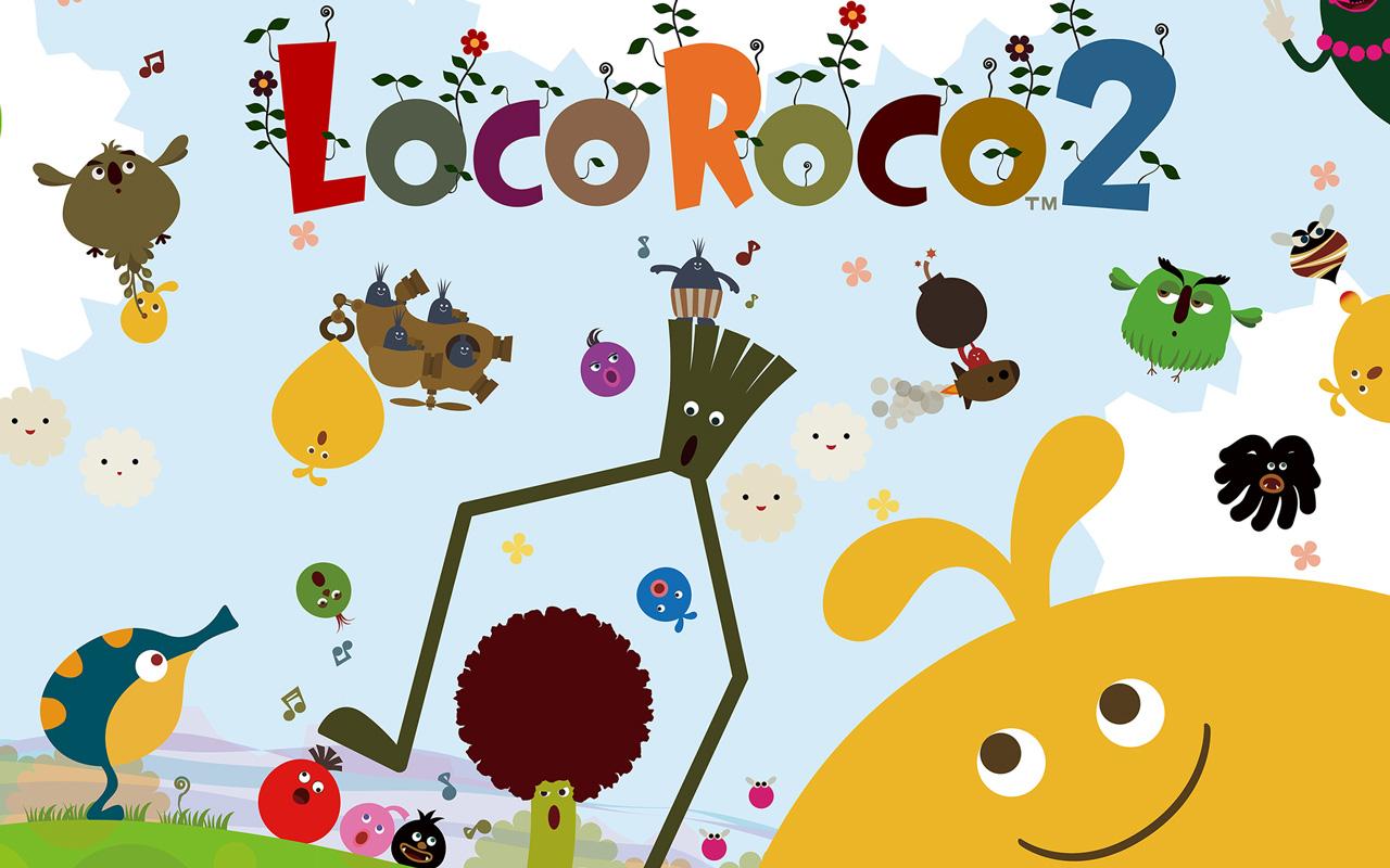 Free LocoRoco 2 Wallpaper in 1280x800