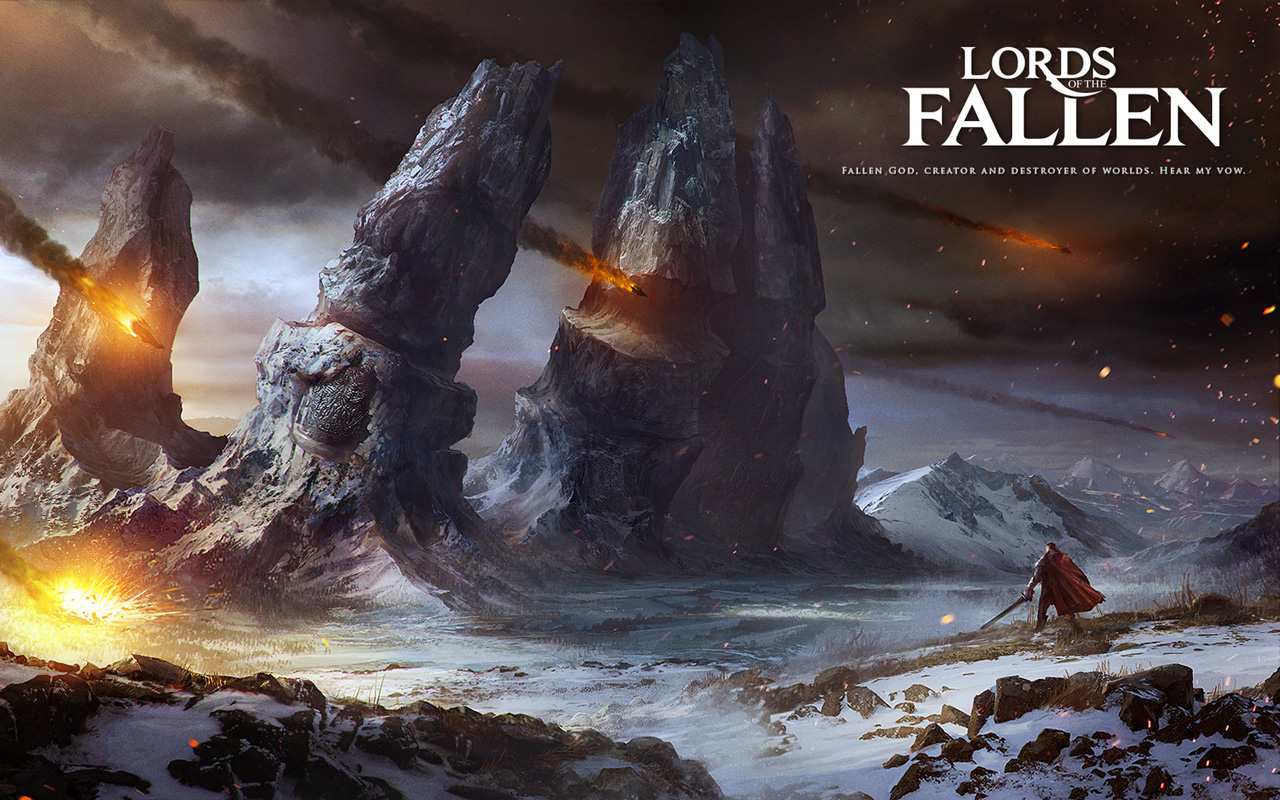 Free Lords of the Fallen Wallpaper in 1280x800
