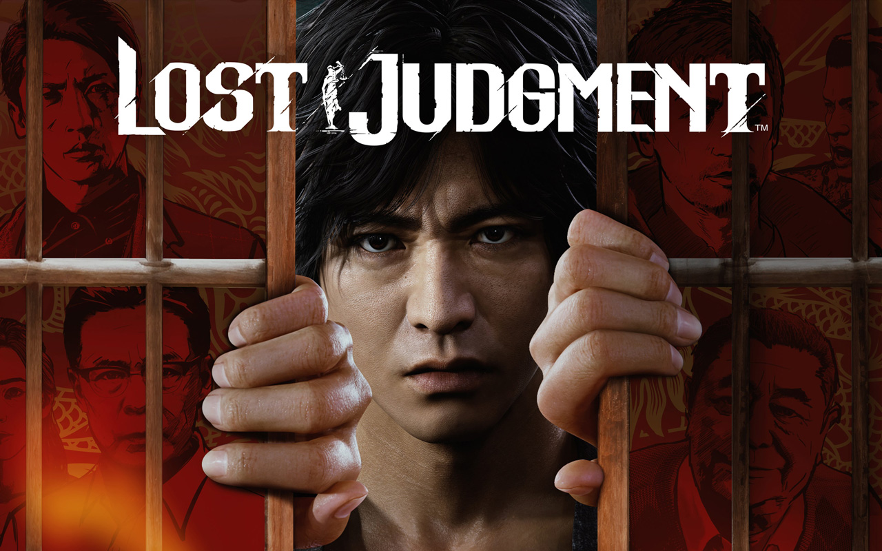 Free Lost Judgment Wallpaper in 1280x800