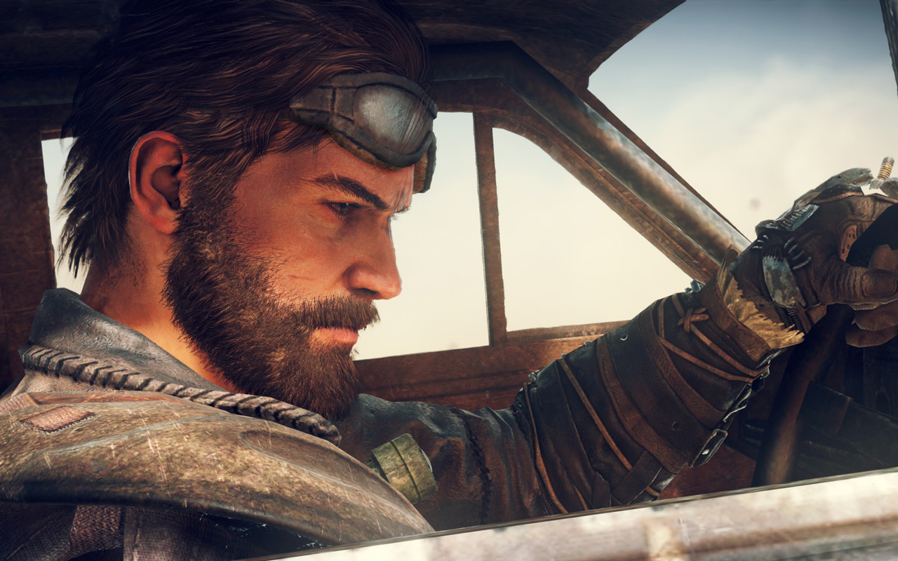 Free Mad Max Wallpaper in 1280x800