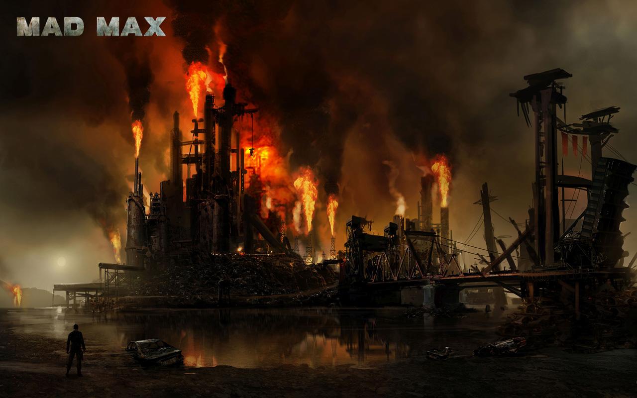 Free Mad Max Wallpaper in 1280x800