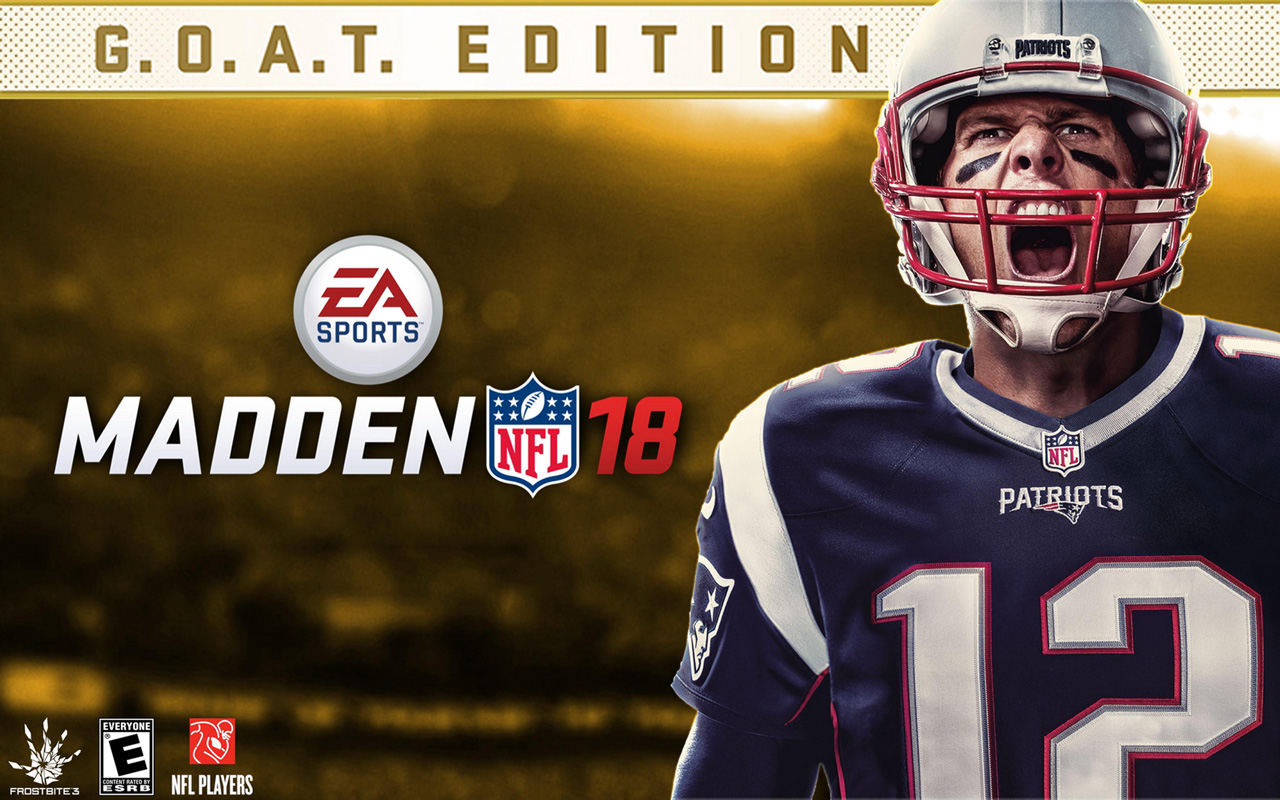 Free Madden NFL 18 Wallpaper in 1280x800