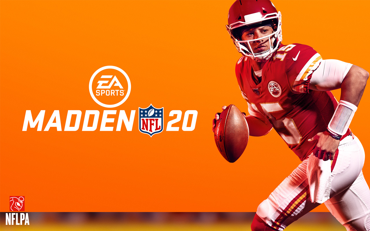 Free Madden NFL 20 Wallpaper in 1280x800