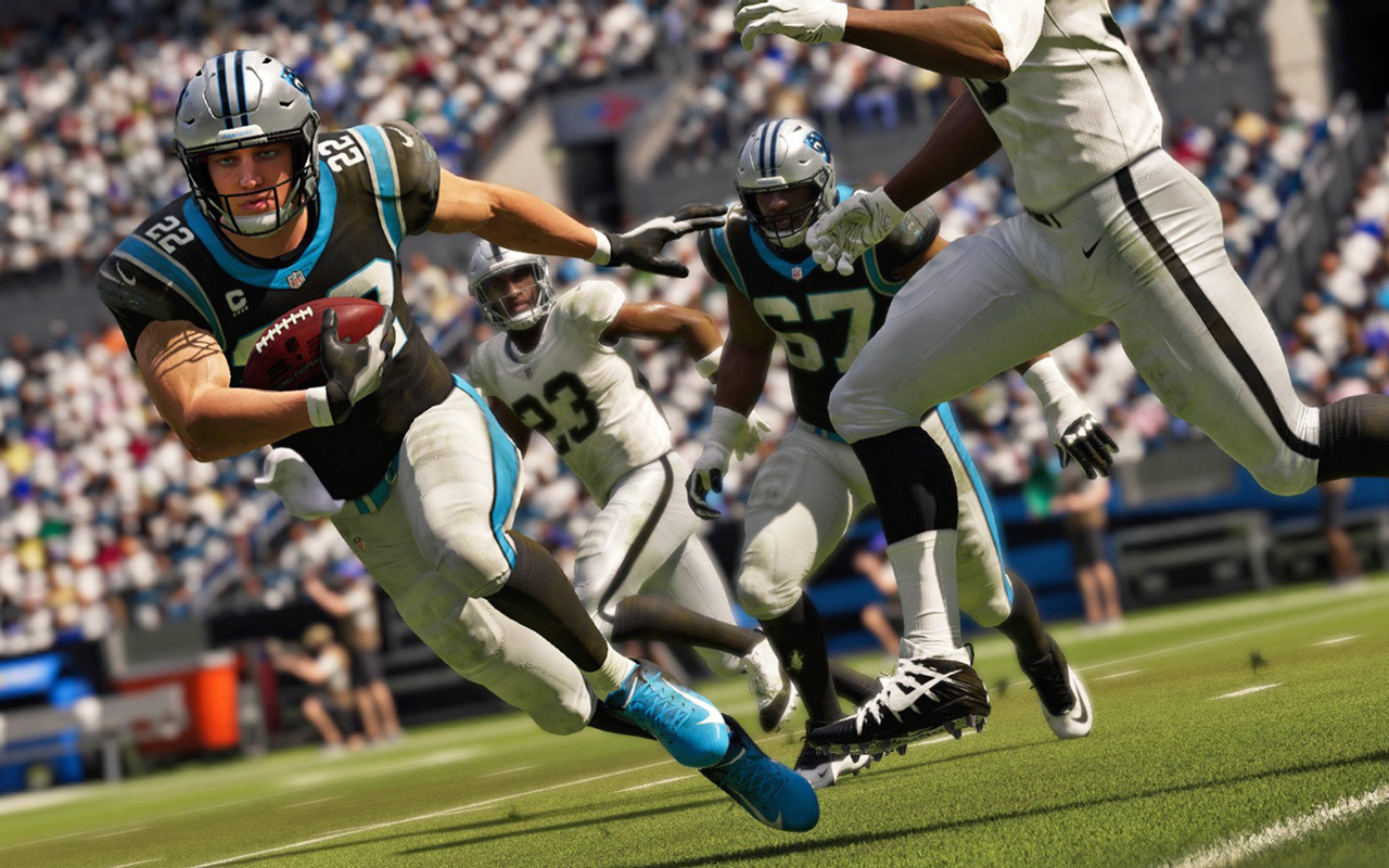 Free Madden NFL 21 Wallpaper in 1280x800