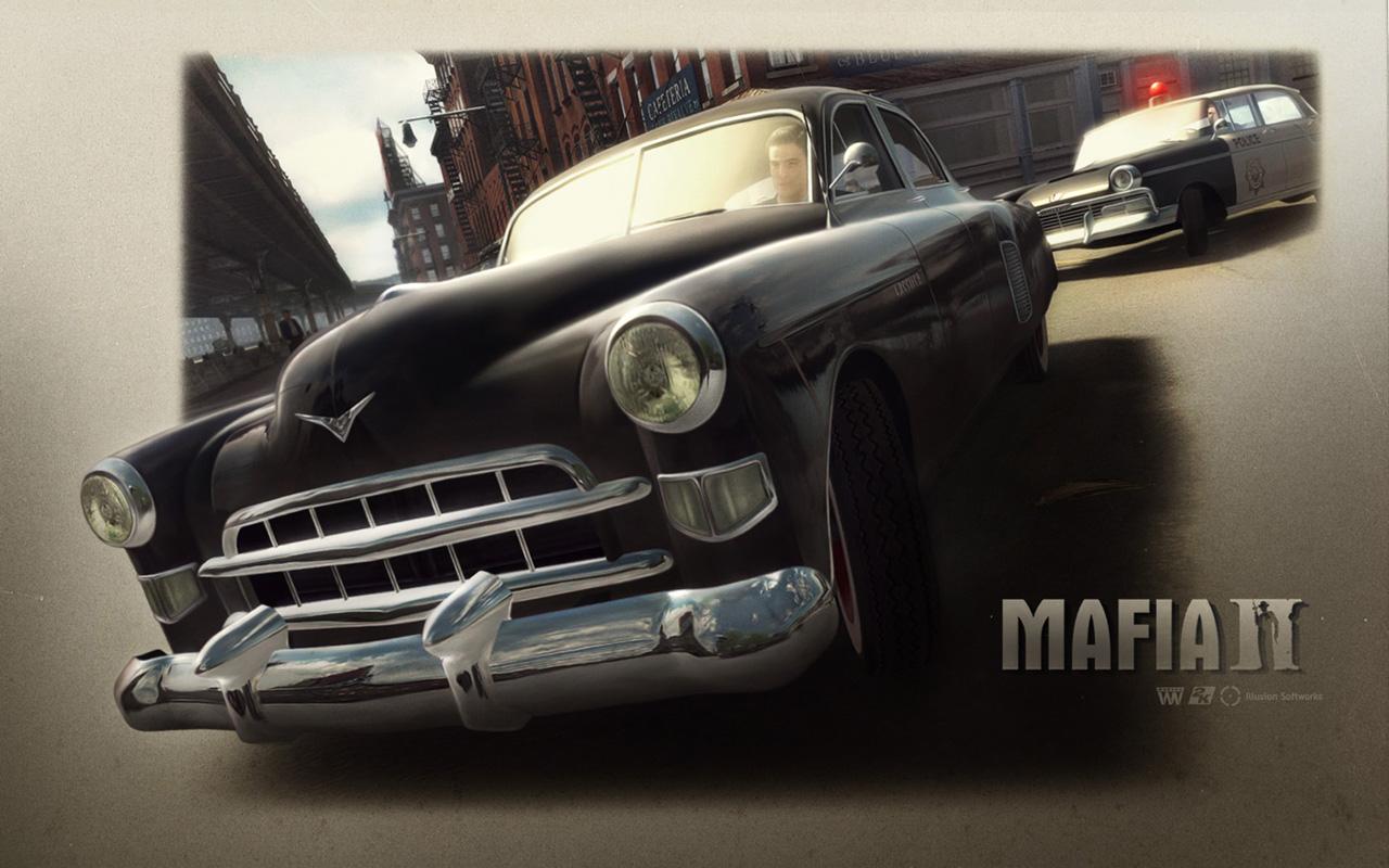 Free Mafia II Wallpaper in 1280x800