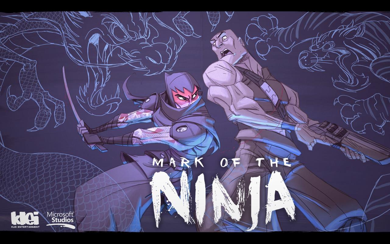 Free Mark of the Ninja Wallpaper in 1280x800