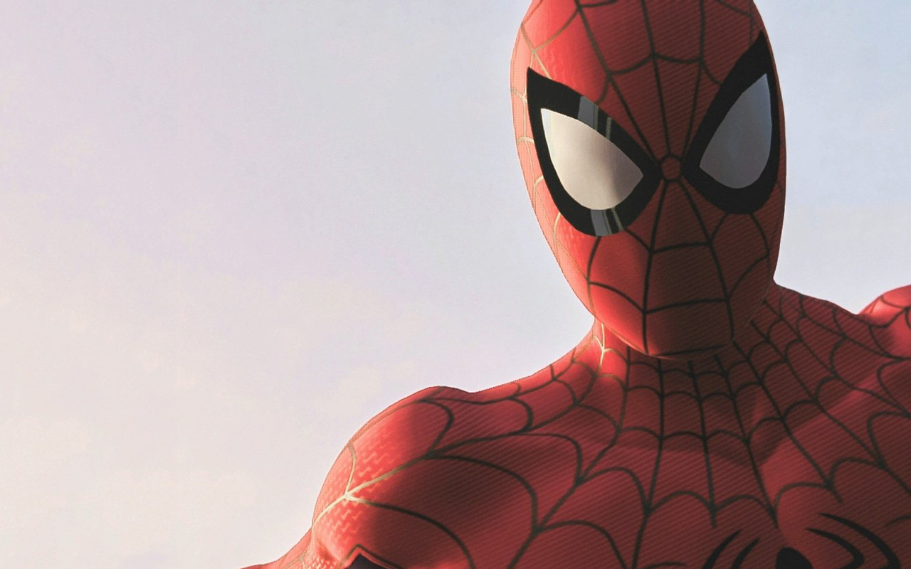 Free Spider-Man Wallpaper in 1280x800