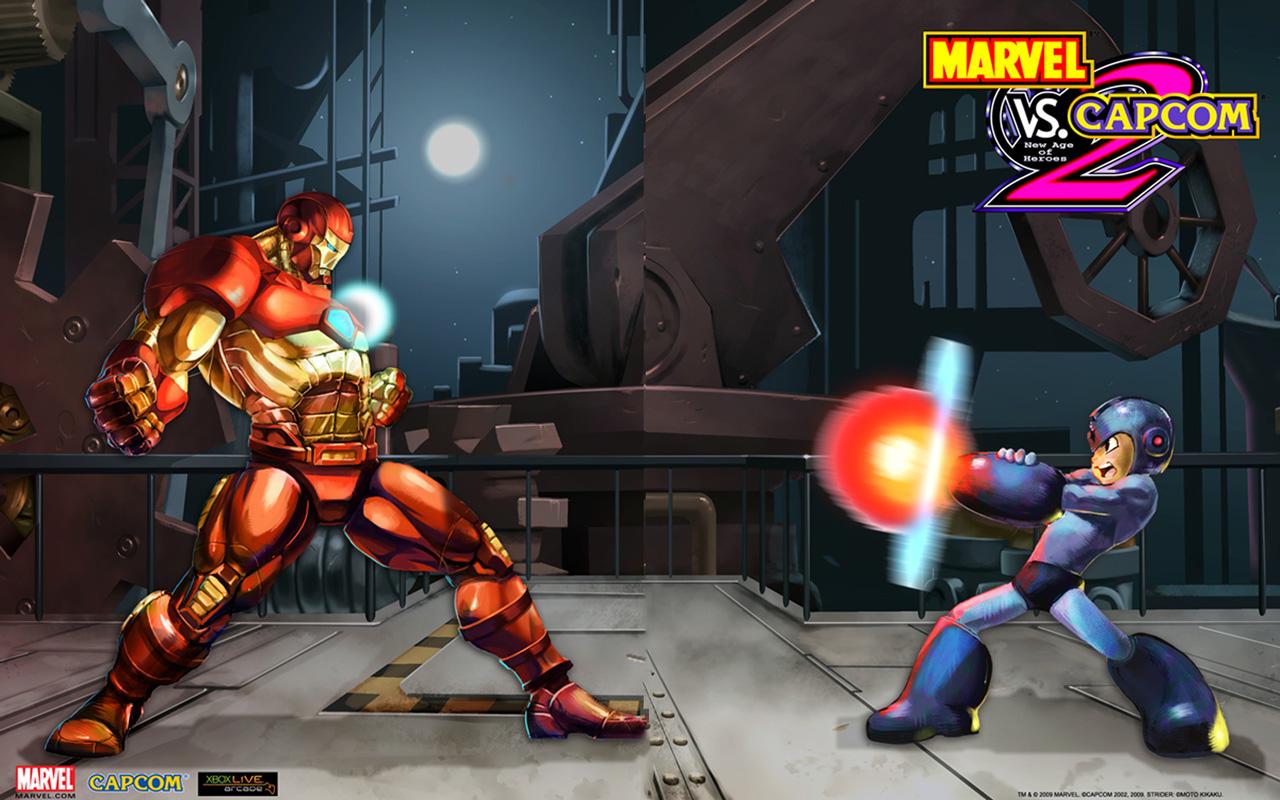 Free Marvel vs. Capcom 2: New Age of Heroes Wallpaper in 1280x800