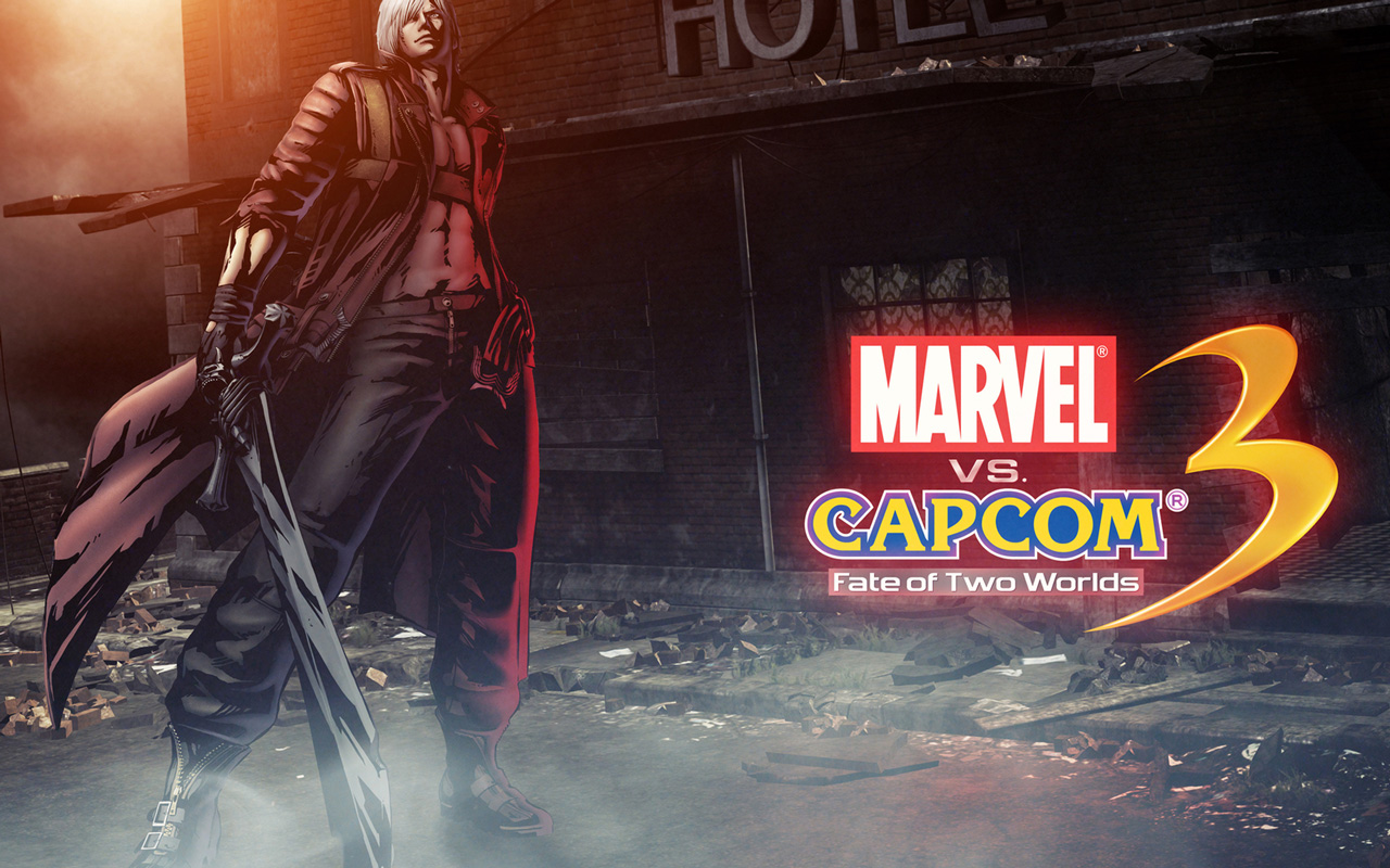 Free Marvel vs. Capcom 3: Fate of Two Worlds Wallpaper in 1280x800