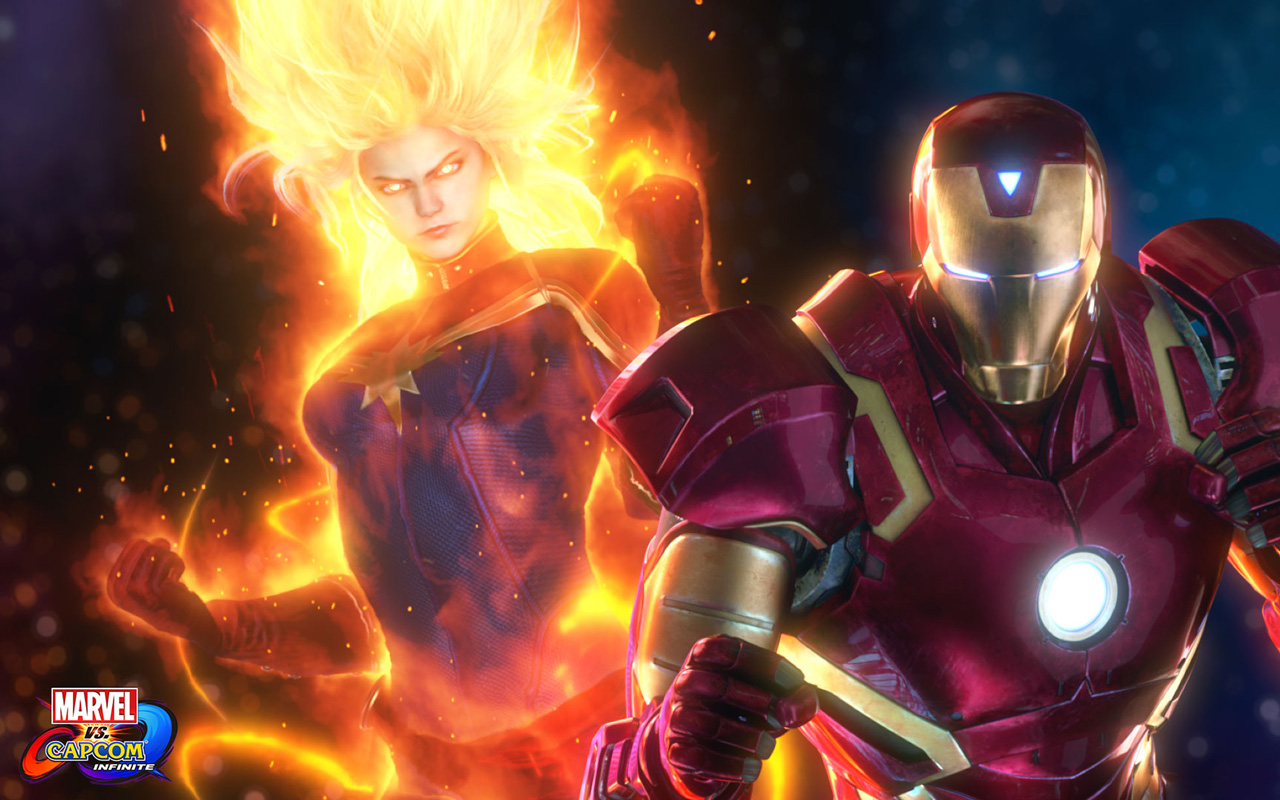Free Marvel vs. Capcom: Infinite Wallpaper in 1280x800