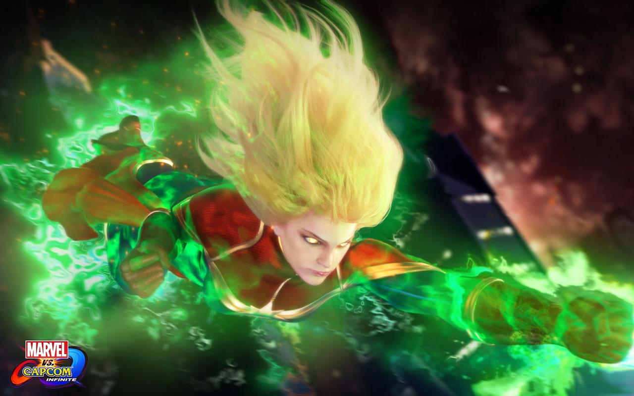 Free Marvel vs. Capcom: Infinite Wallpaper in 1280x800