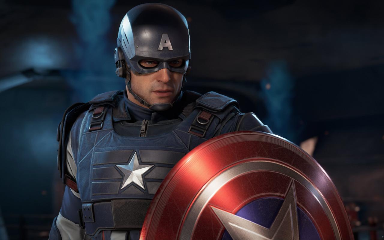 Free Marvel's Avengers Wallpaper in 1280x800