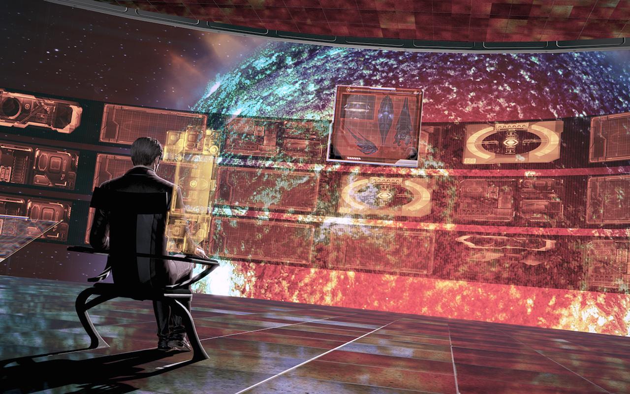 Free Mass Effect 2 Wallpaper in 1280x800