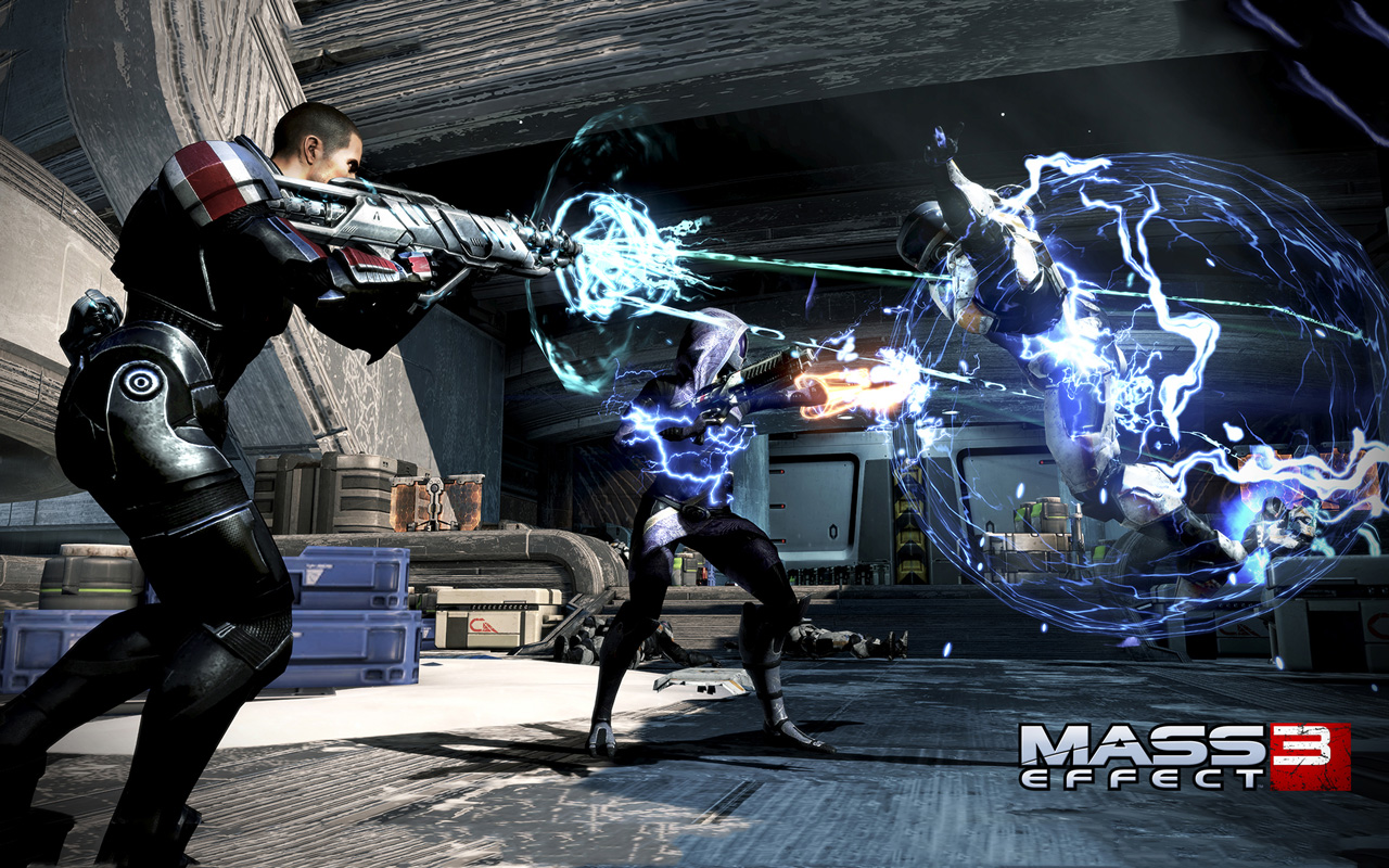 Free Mass Effect 3 Wallpaper in 1280x800