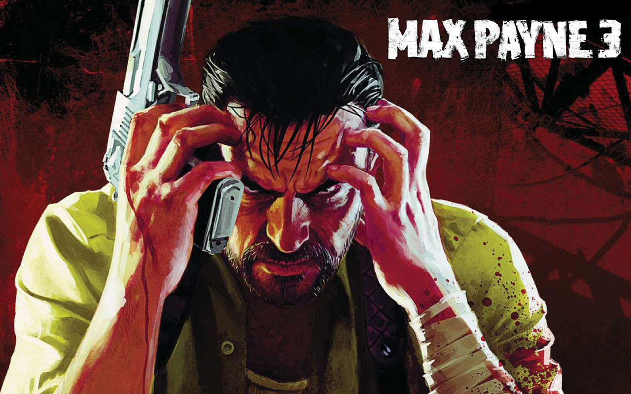 Free Max Payne 3 Wallpaper in 1280x800
