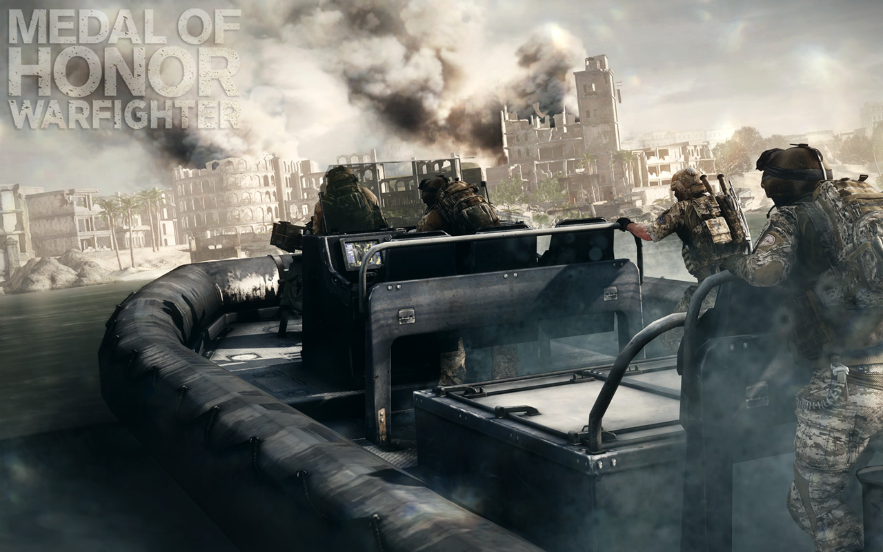 Free Medal of Honor: Warfighter Wallpaper in 1280x800