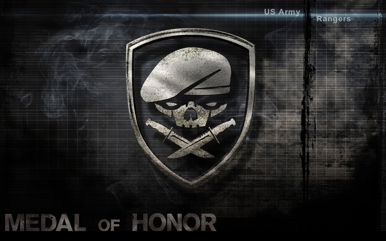 Free Medal of Honor Wallpaper in 1280x800