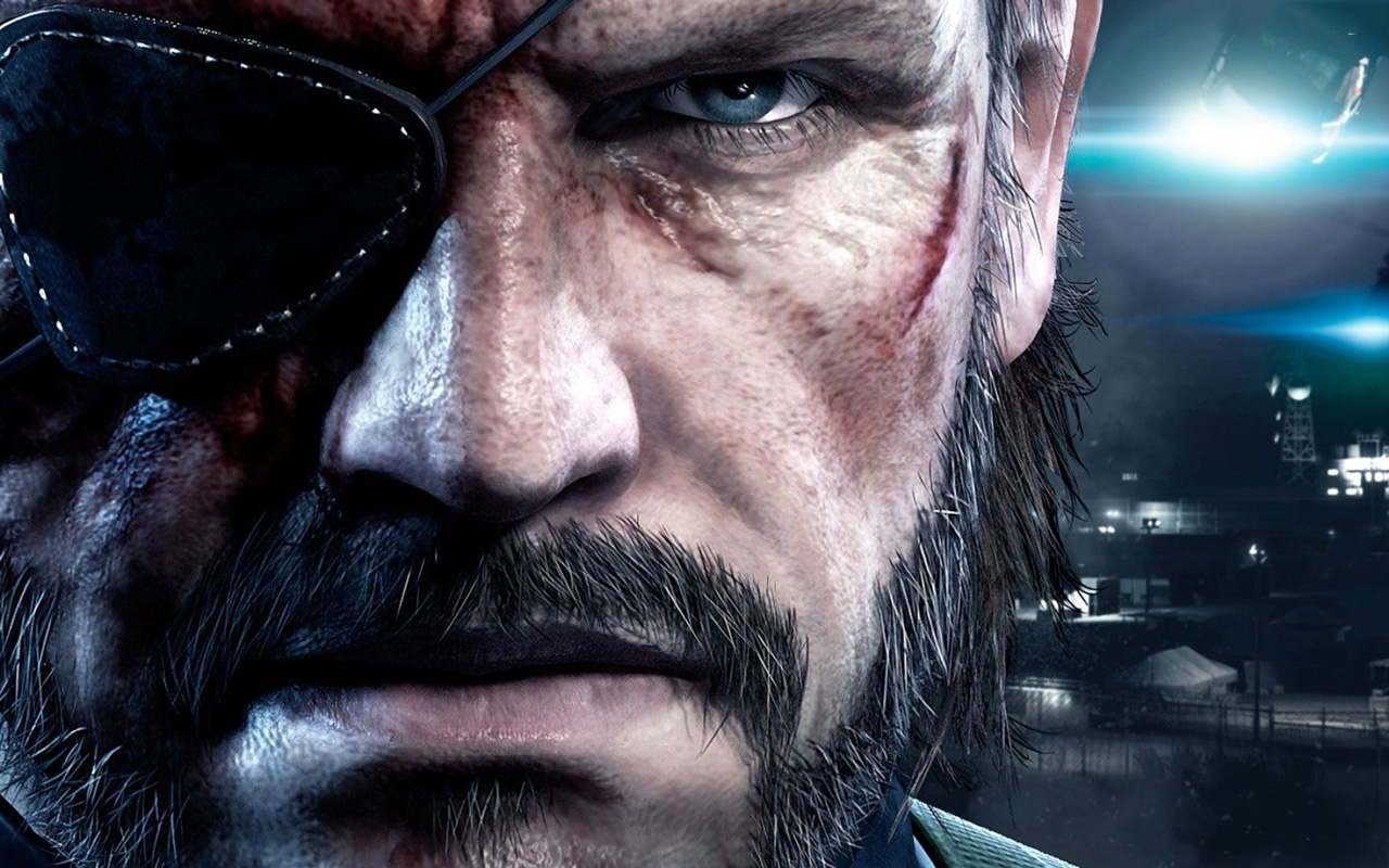 Free Metal Gear Solid: Ground Zeroes Wallpaper in 1280x800