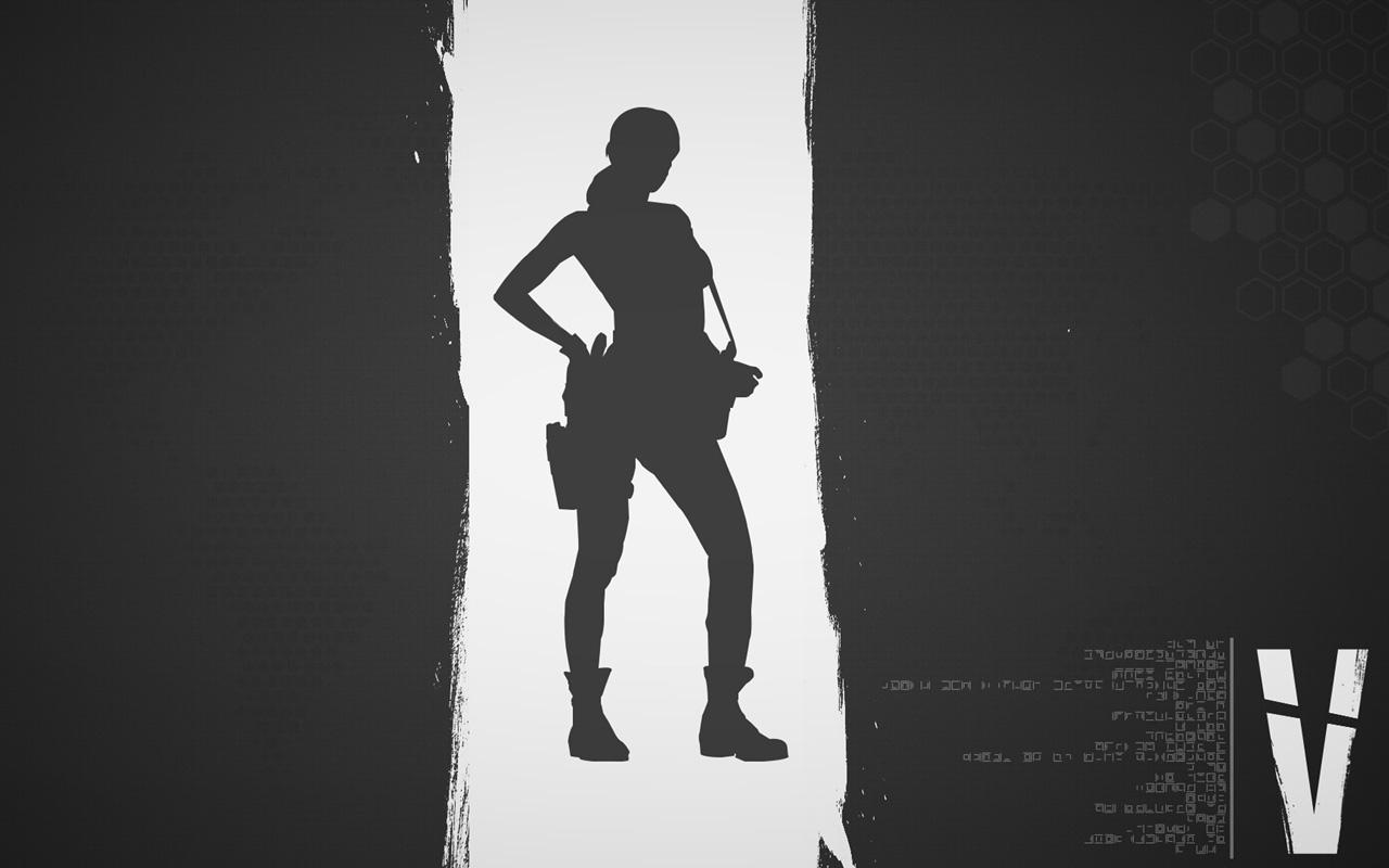 Free Metal Gear Solid V: The Phantom Pain Wallpaper in 1280x800