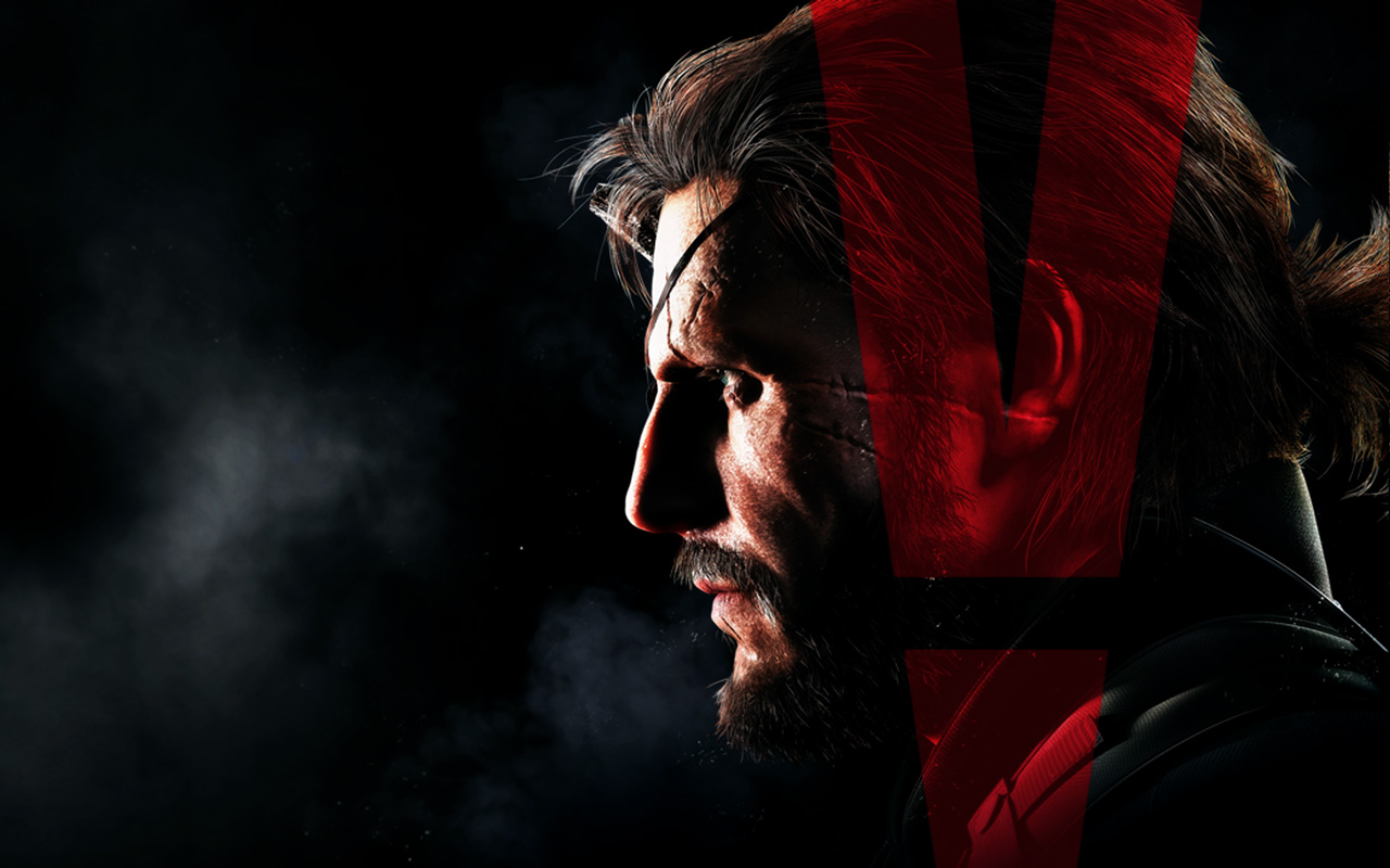 Free Metal Gear Solid V: The Phantom Pain Wallpaper in 1280x800