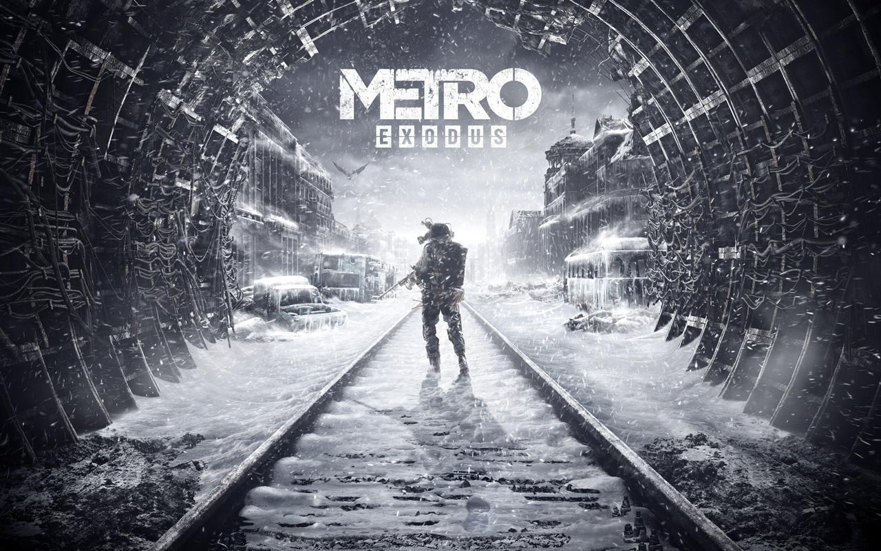 Free Metro Exodus Wallpaper in 1280x800