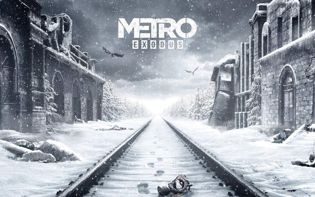 Free Metro Exodus Wallpaper in 1280x800