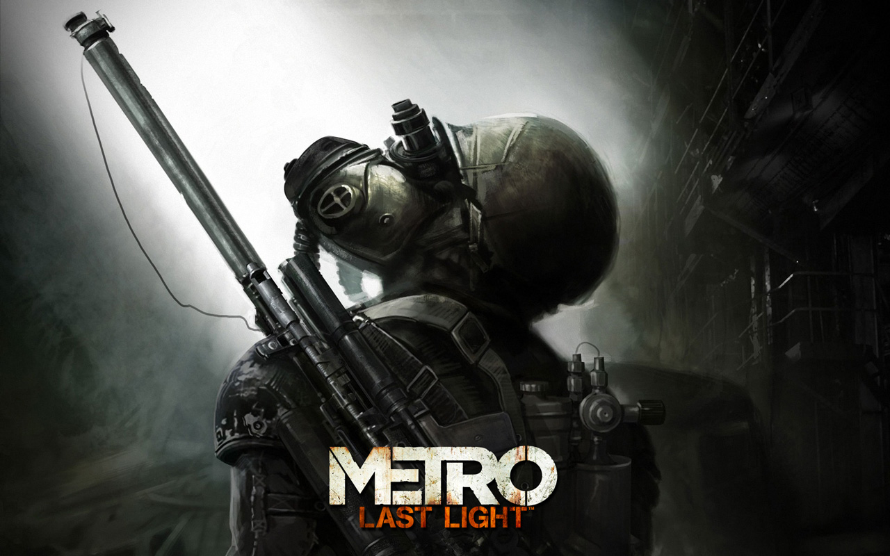 Free Metro: Last Light Wallpaper in 1280x800