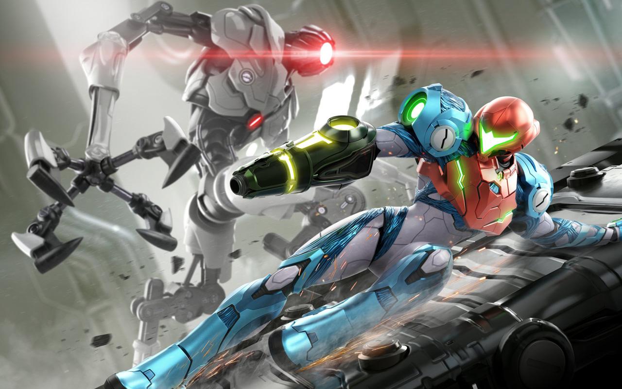 Free Metroid Dread Wallpaper in 1280x800