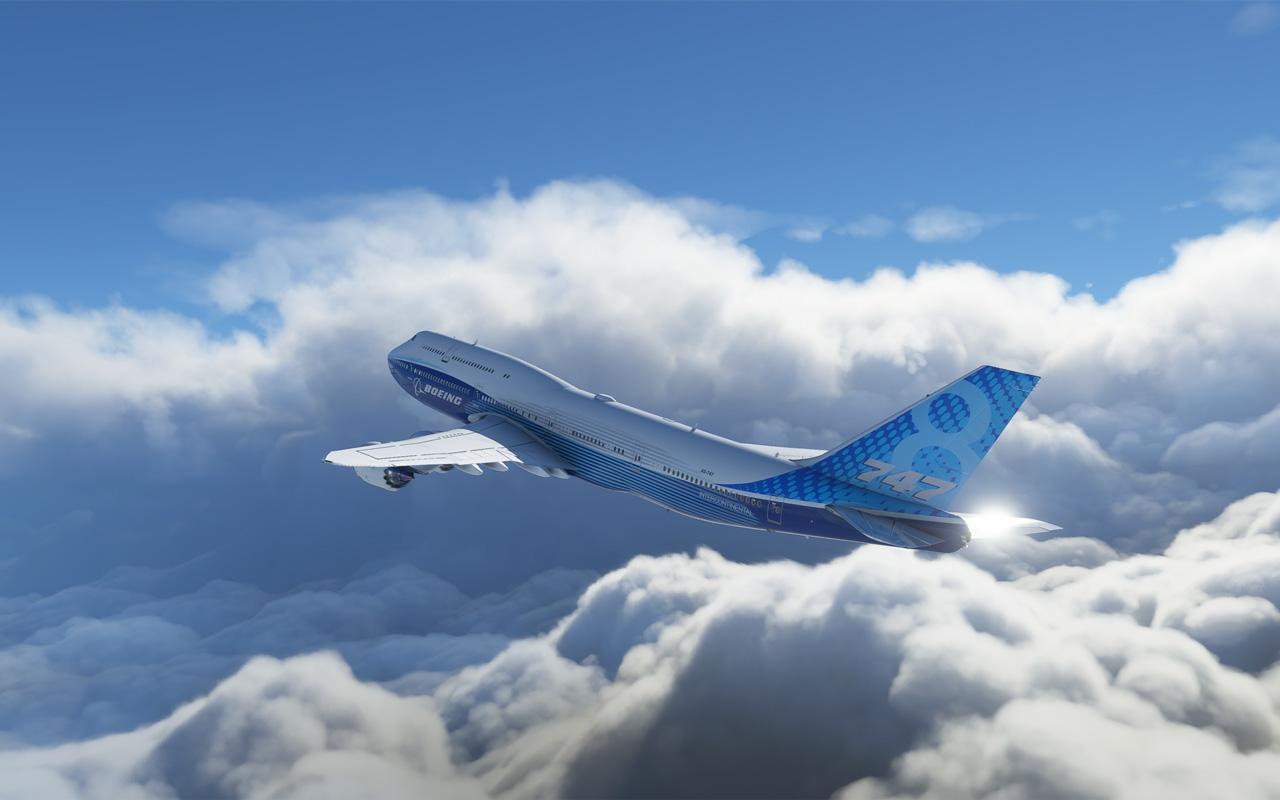 Free Microsoft Flight Simulator (2020) Wallpaper in 1280x800