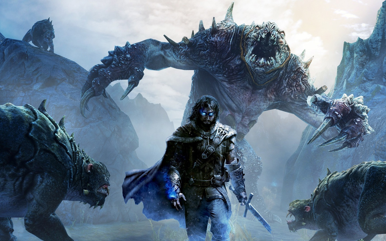 Free Middle-earth: Shadow of Mordor Wallpaper in 1280x800