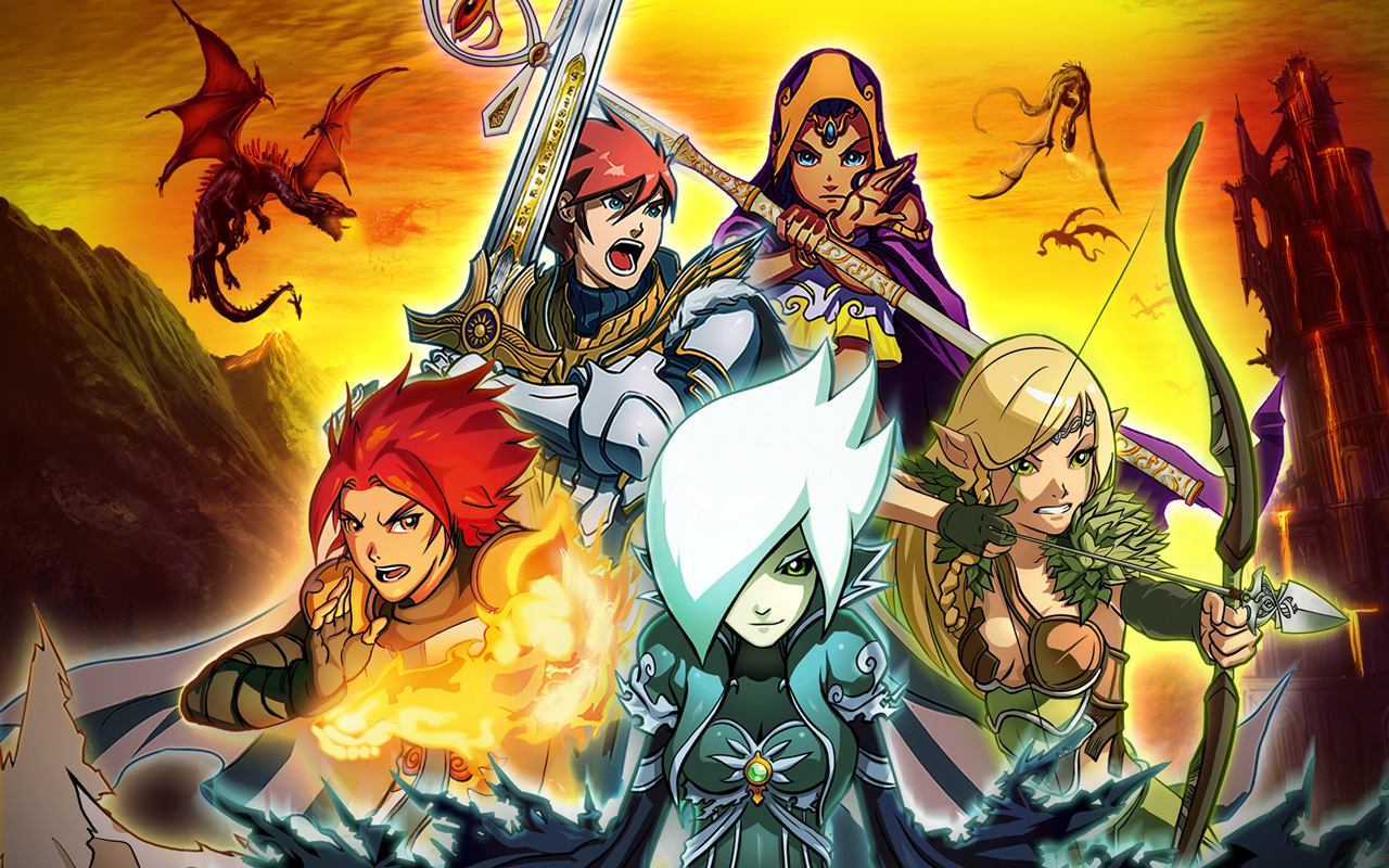 Free Might & Magic: Clash of Heroes Wallpaper in 1280x800