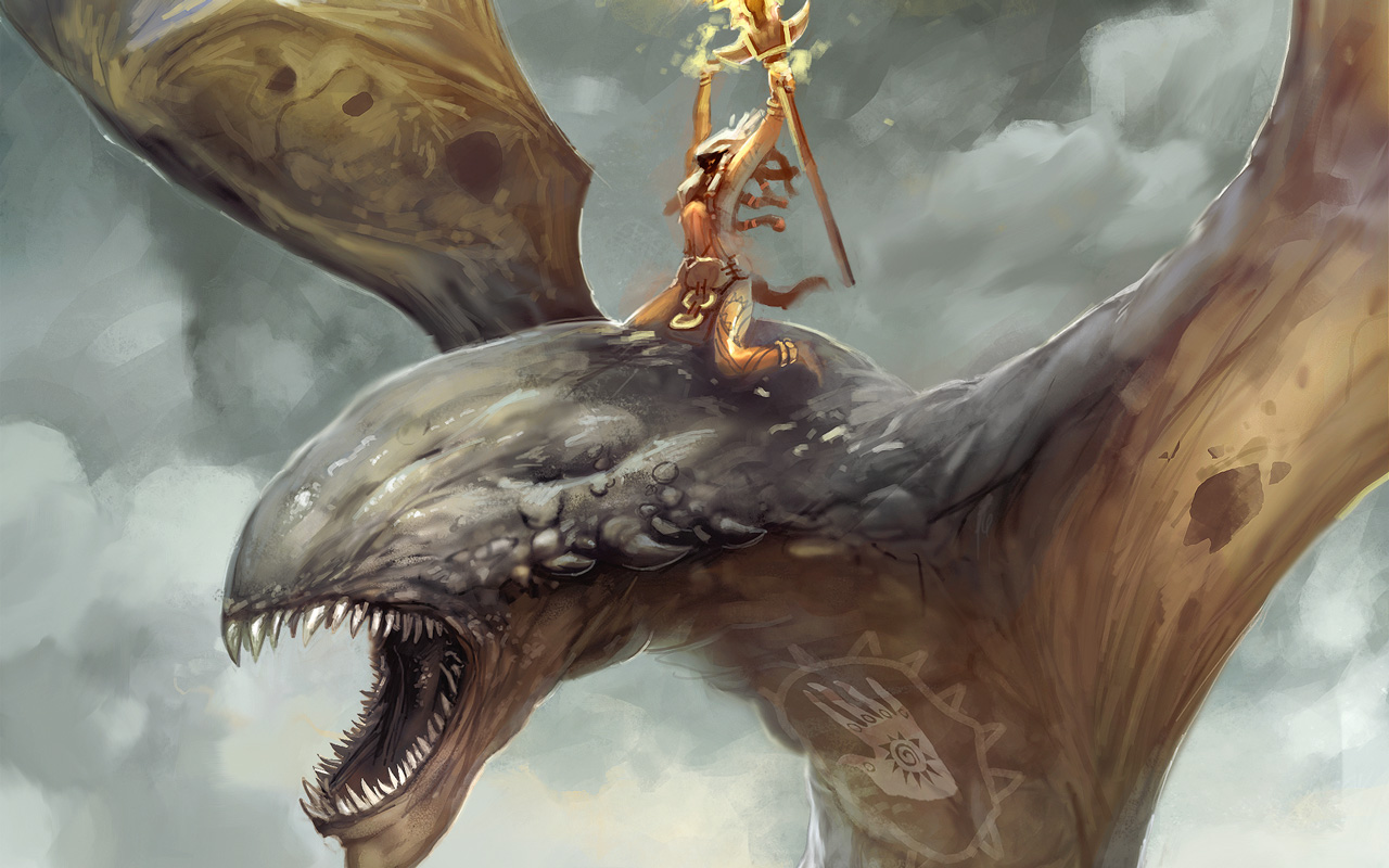 Free Might and Magic: Duel of Champions Wallpaper in 1280x800