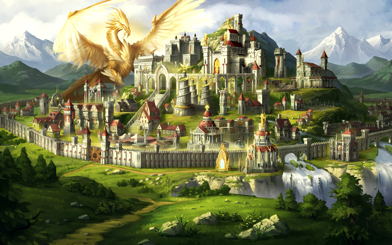 Free Might & Magic Heroes VII Wallpaper in 1280x800