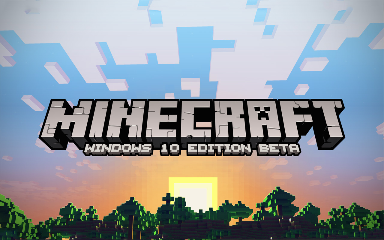 Free Minecraft Wallpaper in 1280x800