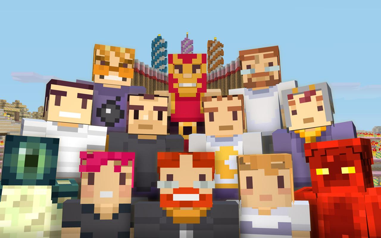 Free Minecraft Wallpaper in 1280x800