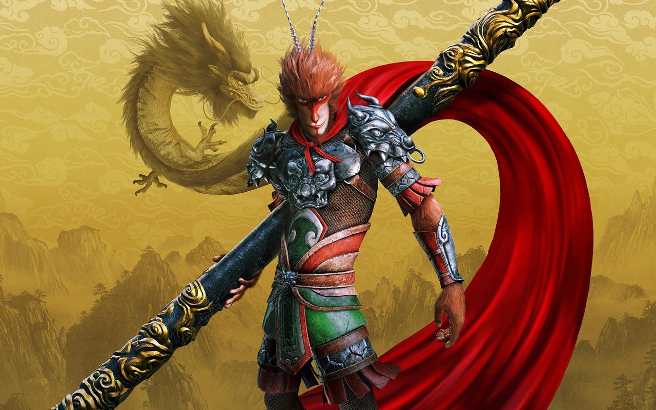 Free Monkey King: Hero Is Back Wallpaper in 1280x800