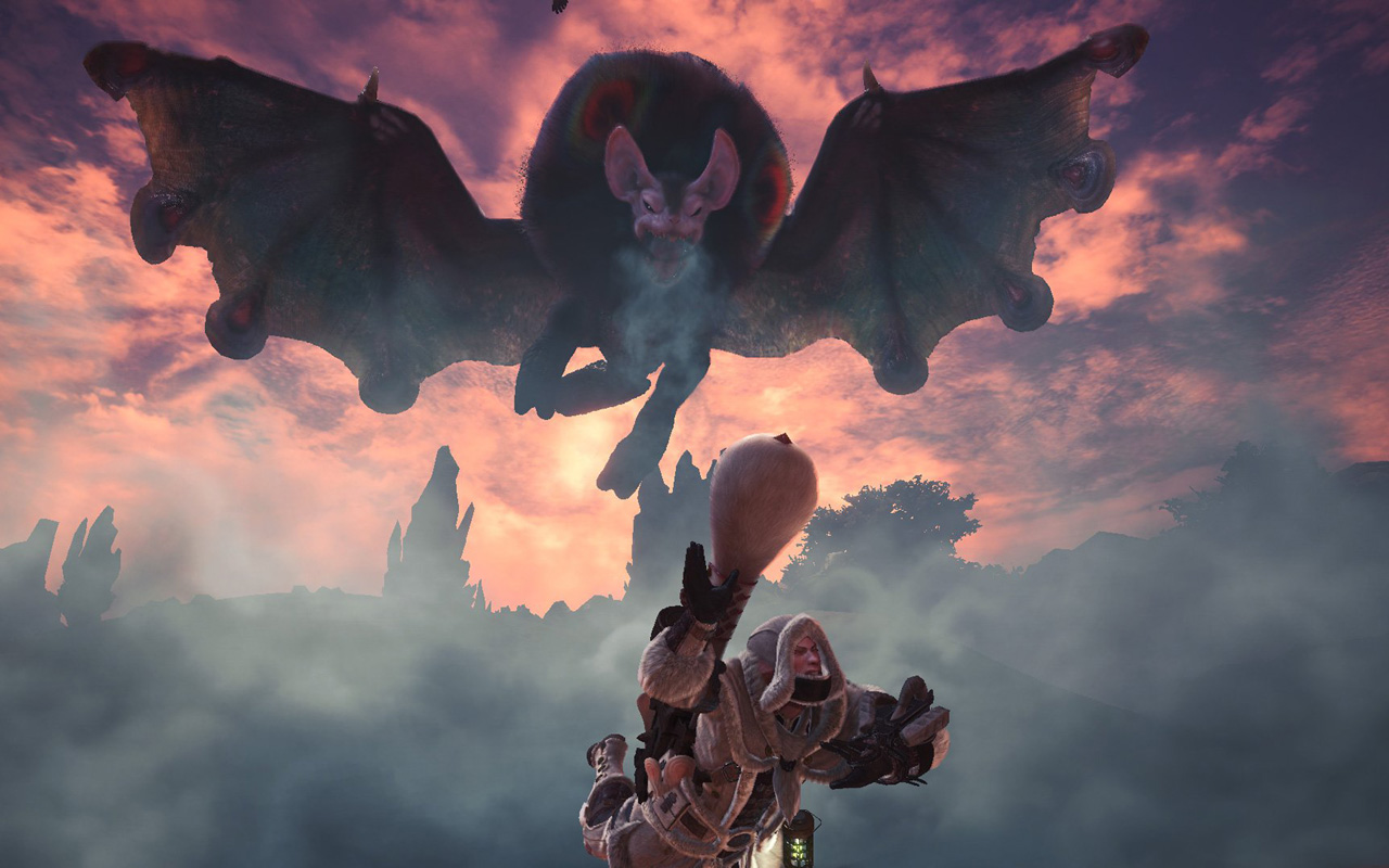 Free Monster Hunter World Wallpaper in 1280x800