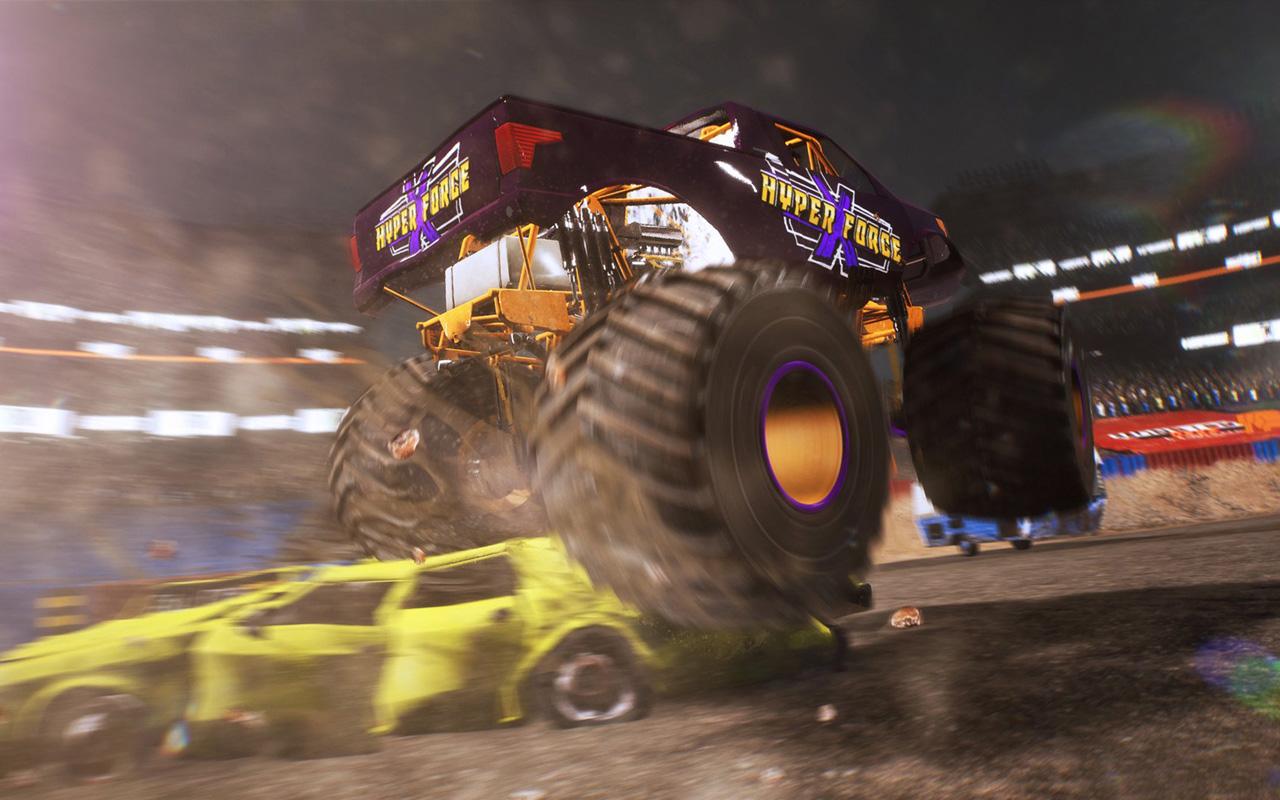 Free Monster Truck Championship Wallpaper in 1280x800