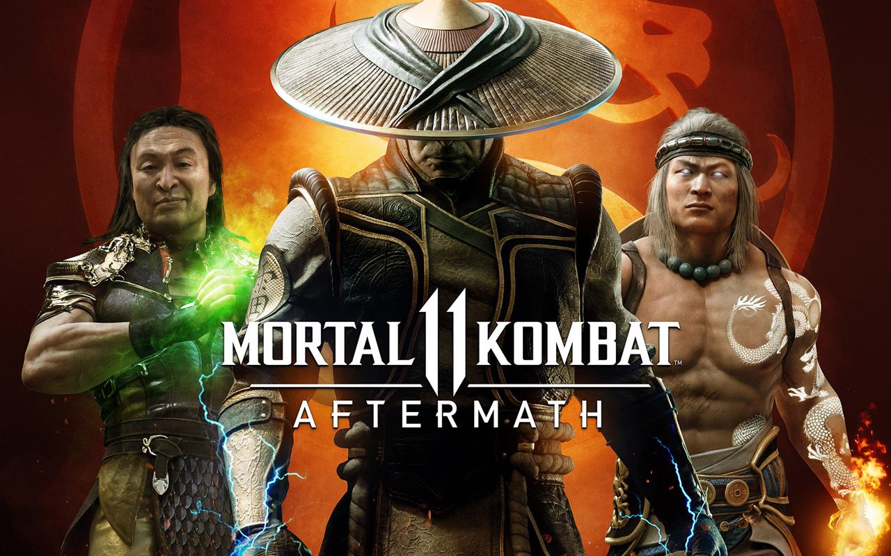 Free Mortal Kombat 11 Wallpaper in 1280x800