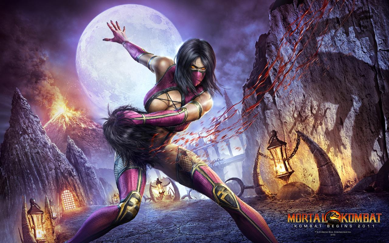 Free Mortal Kombat Wallpaper in 1280x800