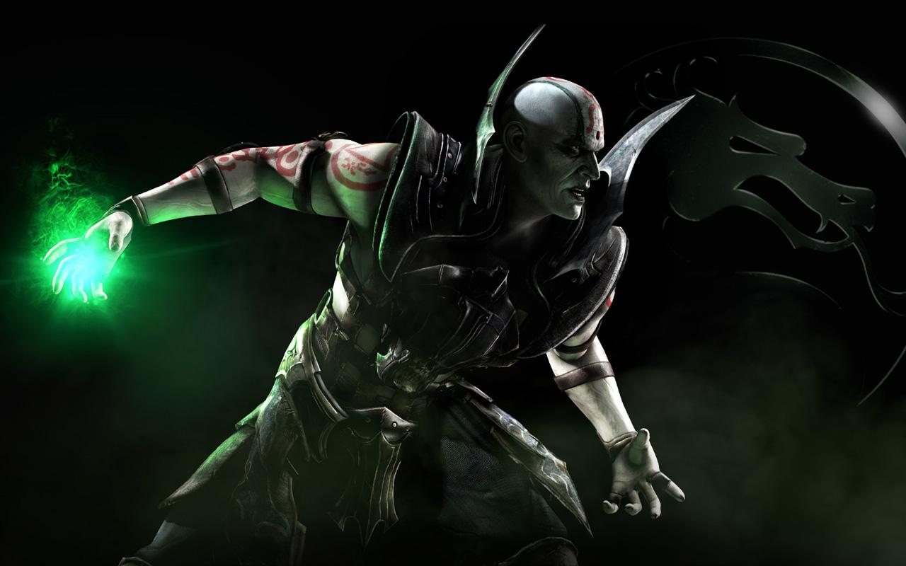 Mortal Kombat X Wallpaper in 1280x800