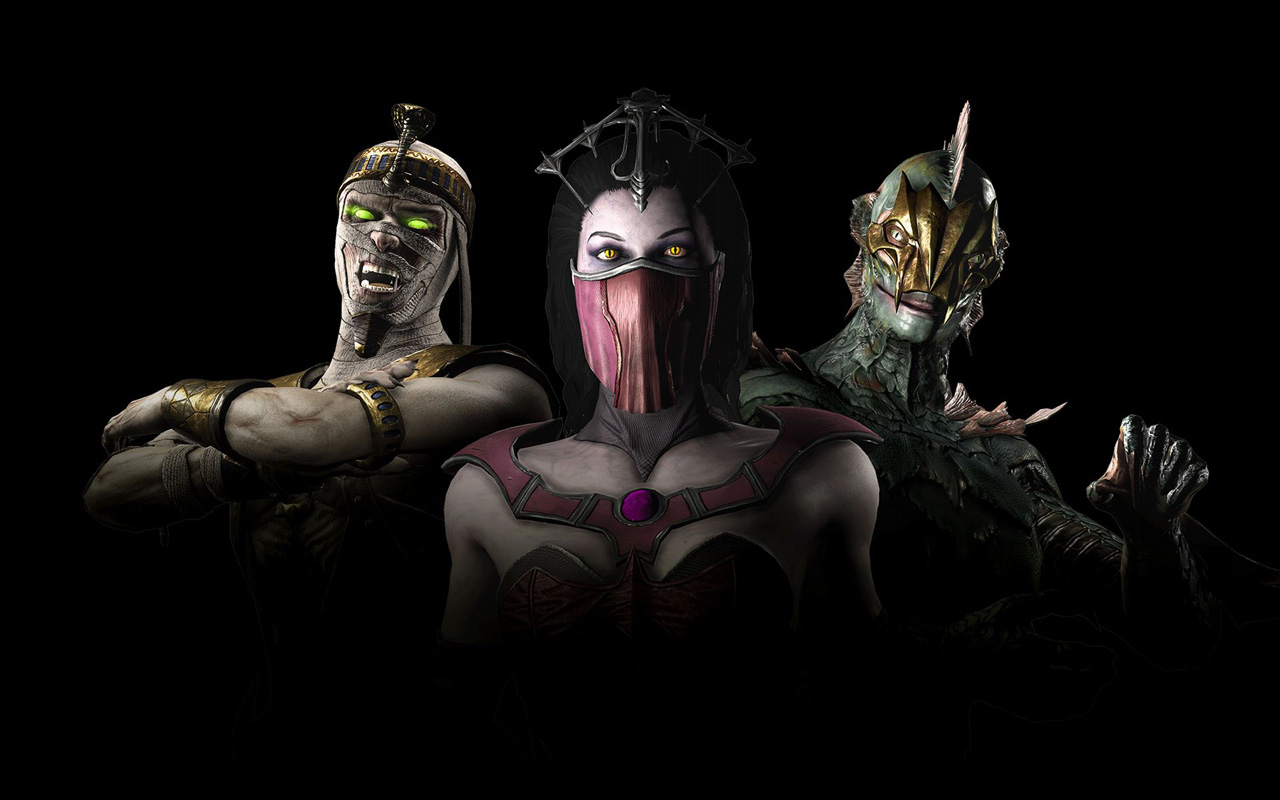 Free Mortal Kombat X Wallpaper in 1280x800