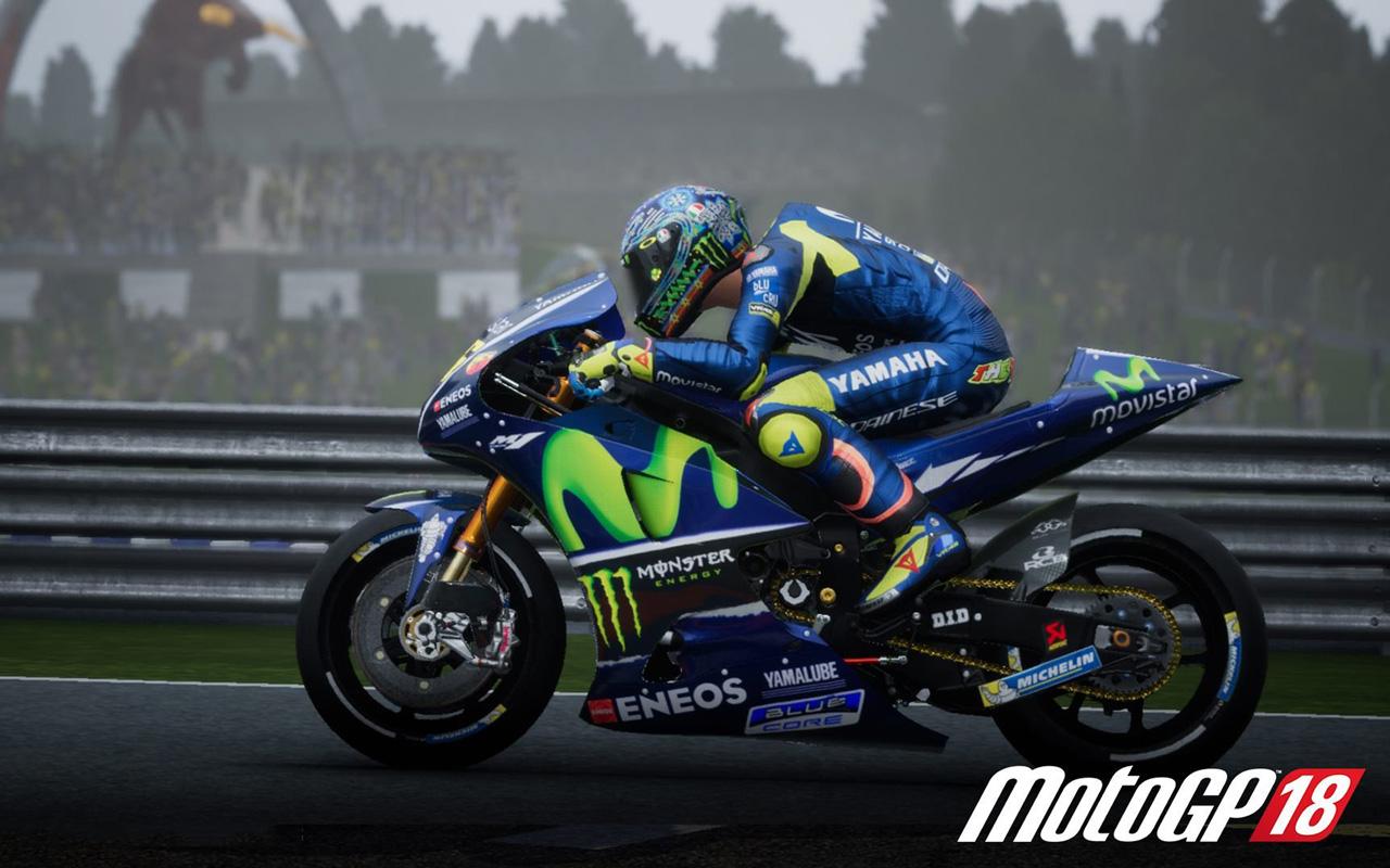 Free MotoGP 18 Wallpaper in 1280x800