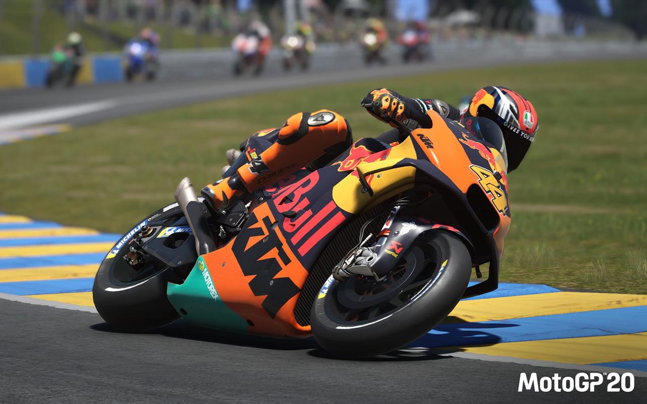 Free MotoGP 20 Wallpaper in 1280x800